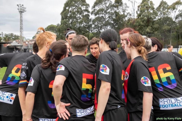 Read more about the article Empowered, safe and sporty! The Flying Bats FC – Our History of Inclusion.