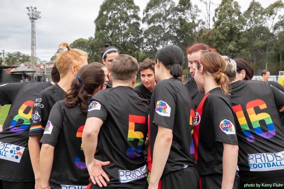 Empowered, safe and sporty! The Flying Bats FC – Our History of Inclusion.